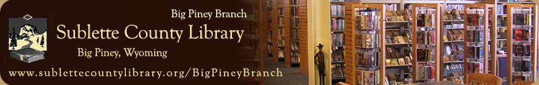 The Big Piney Branch