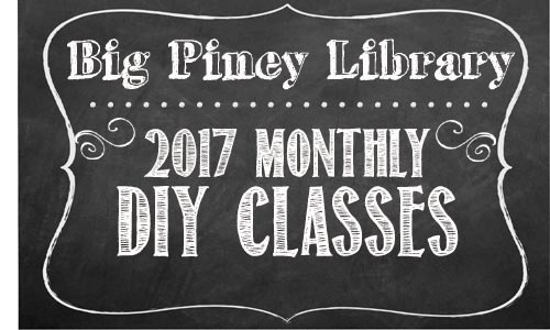 Big Piney Library event