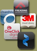 Downloadable audiobooks and eBooks