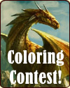 Dragon Coloring Contest
